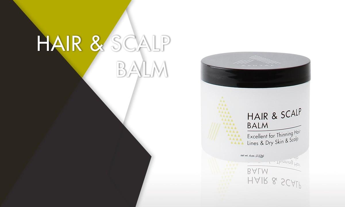 Hair & Scalp Balm