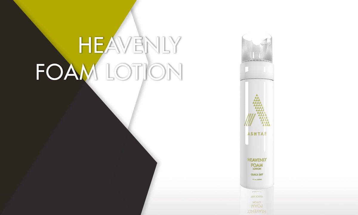 Heavenly Foam Lotion
