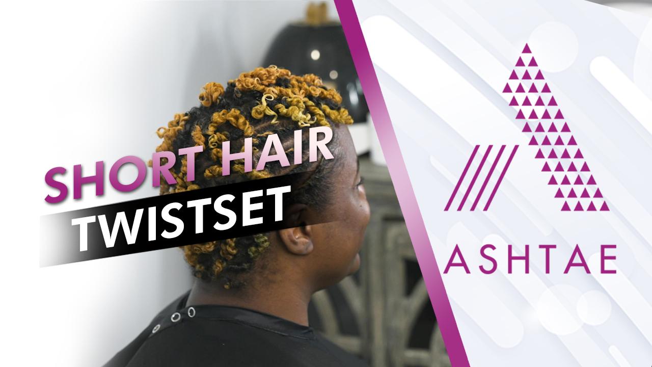 Short Hair Twist Set Thumbnail